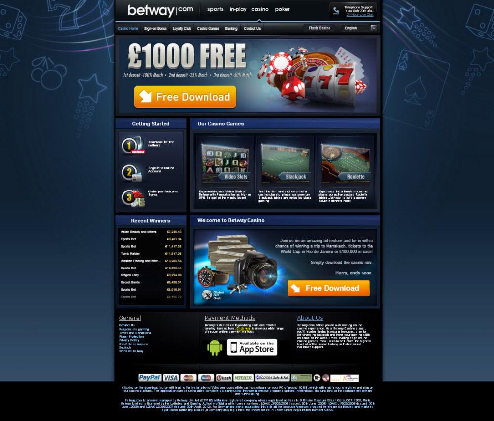 www.betway casino