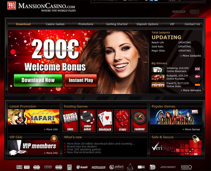 mansion online casino  online casino